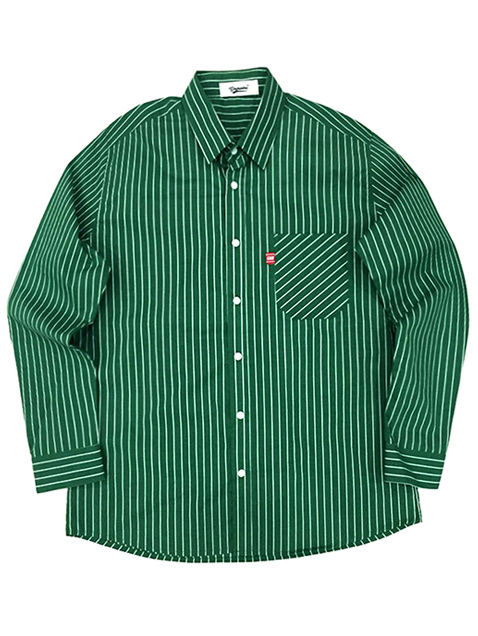 Candy shop Stripe Shirt(3color)