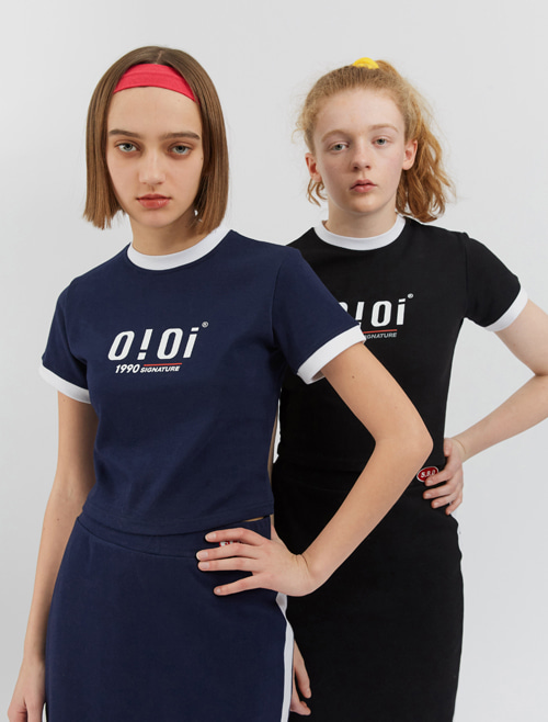 2018 SIGNATURE CROP T-SHIRTS_navy